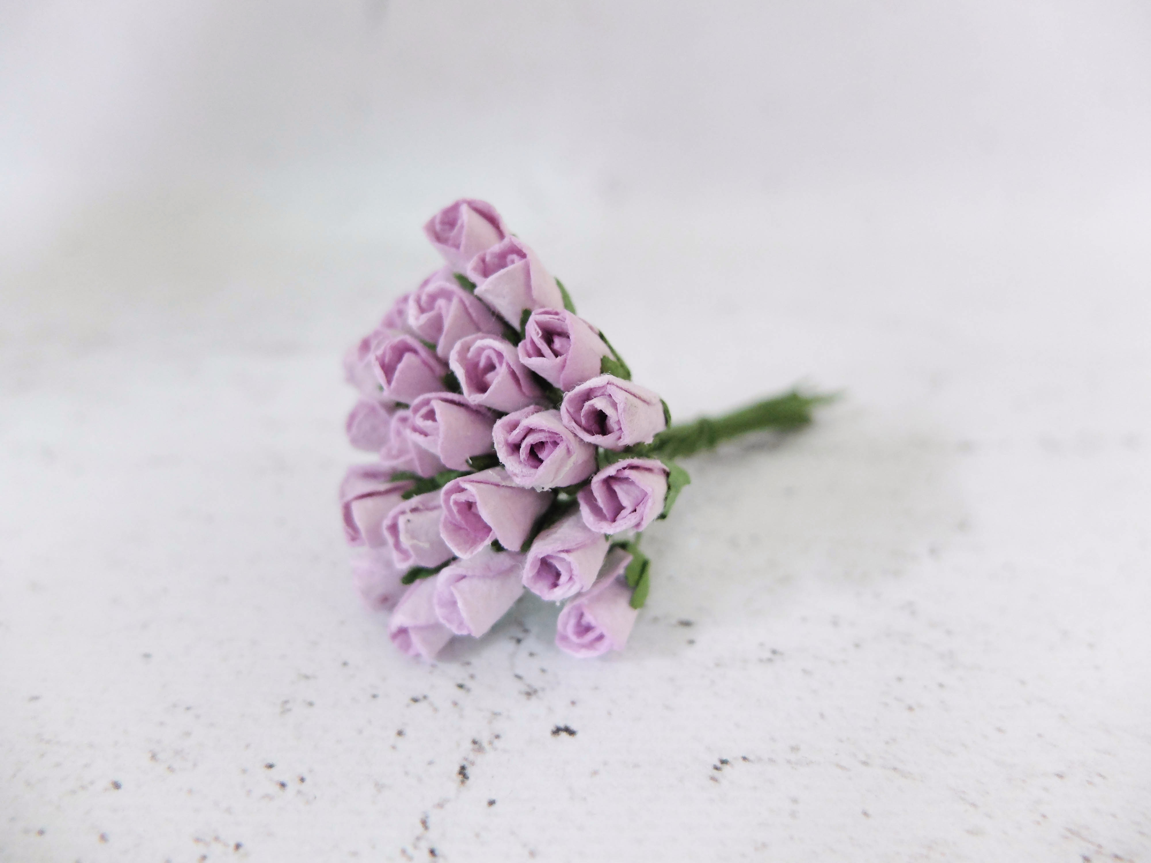 6mm paper rose buds 50 roses mulberry paper roses tiny paper 6mm paper mightylinksfo