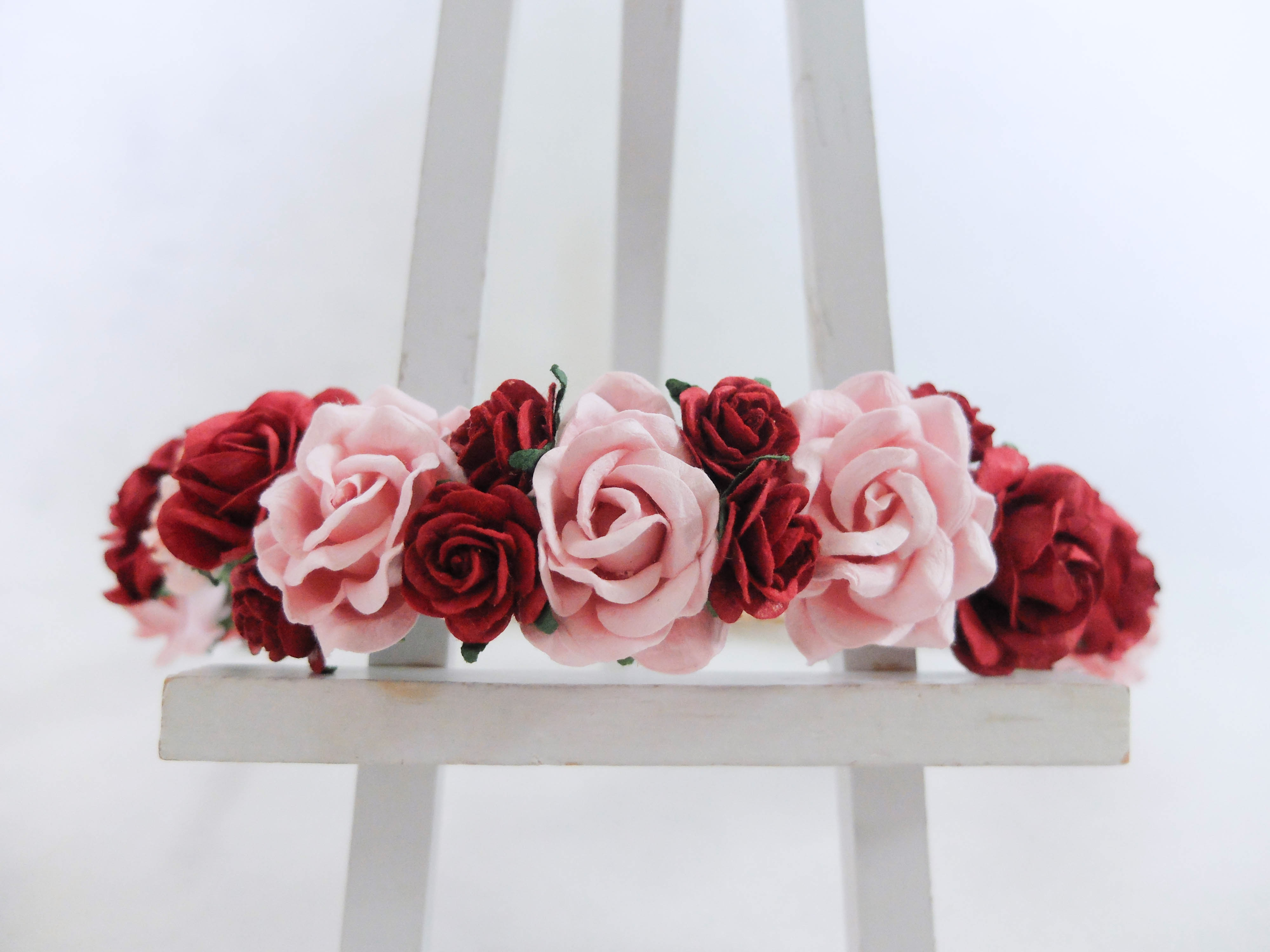 We Are Inspired To Make Flower Crowns Today Dailypaperflowers Shop