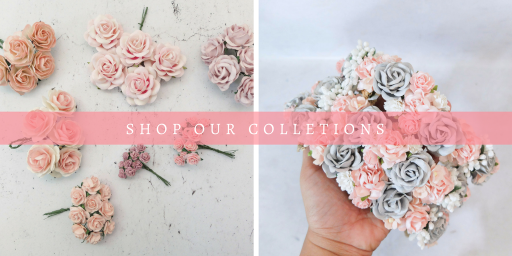 Shop mulberry paper flowers wholesale wedding floral crowns flower logo header menu shop mulberry paper flowers mightylinksfo