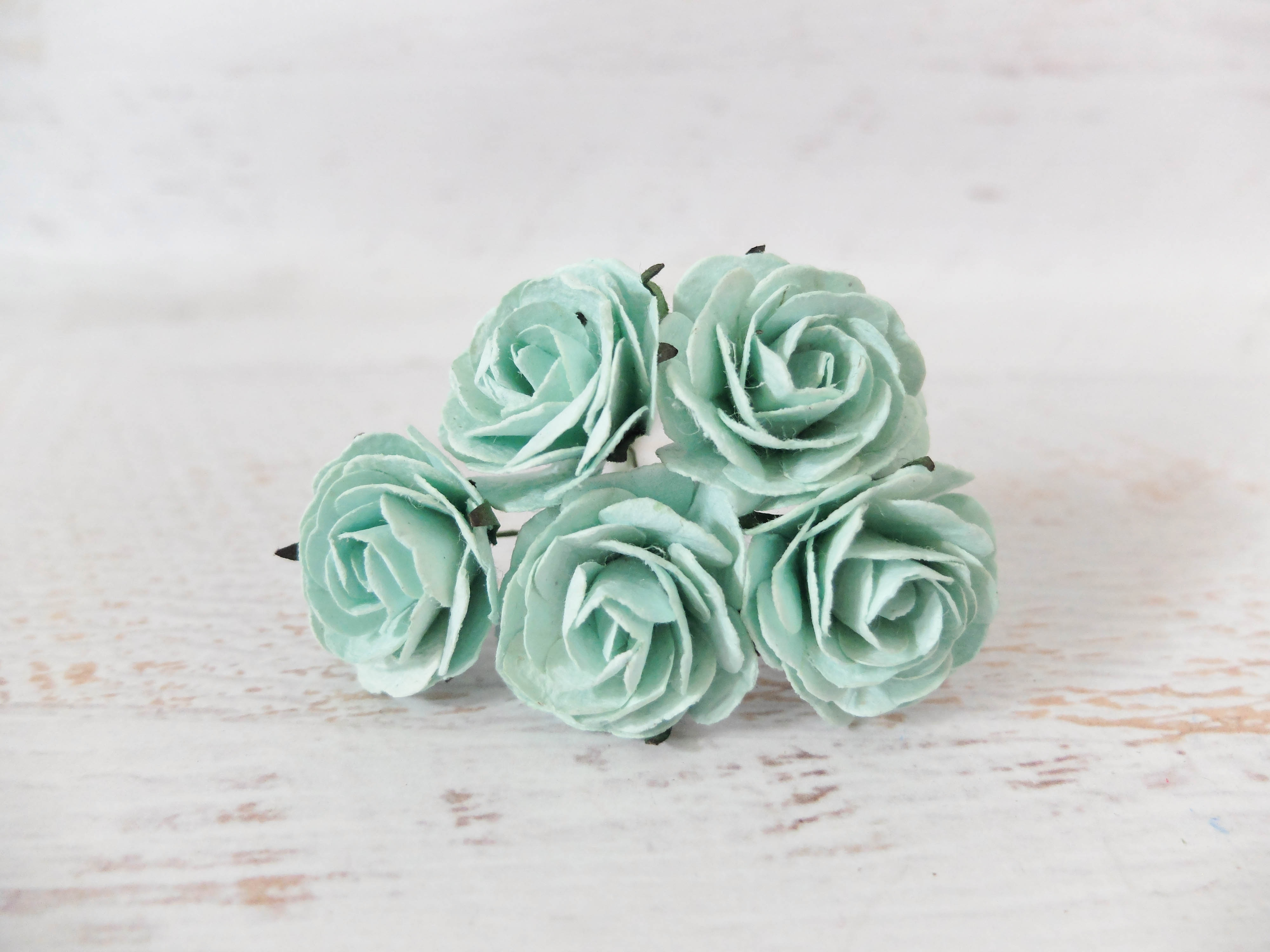 35 Cm Mulberry Roses Wholesale Mulberry Paper Flowers