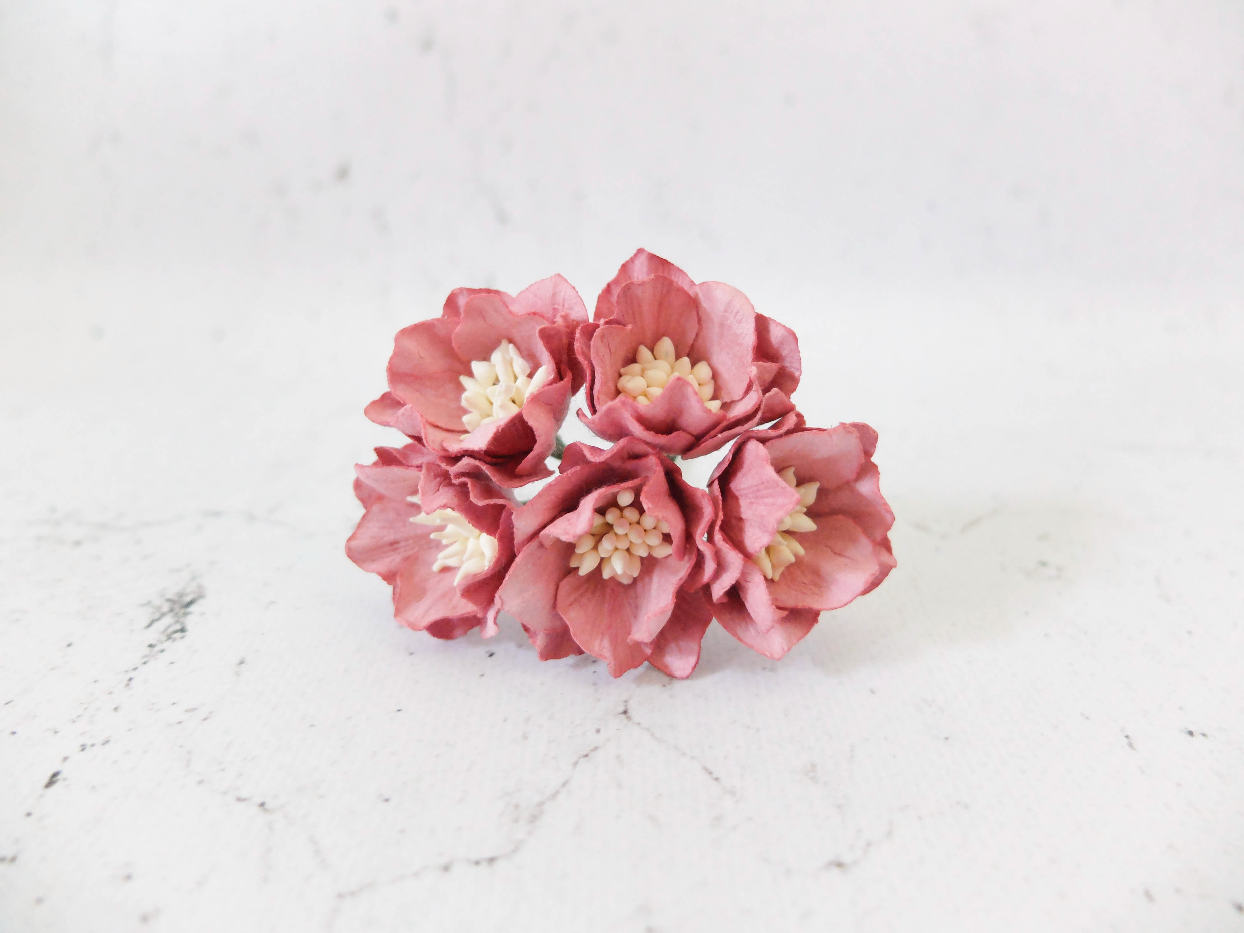 4 cm paper water lilies mulberry paper flowers wholesale 40 mm paper mightylinksfo